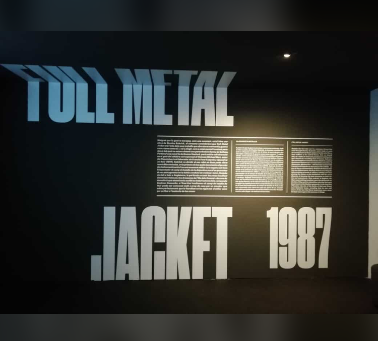 THE FULL METAL JACKET - 1987 -