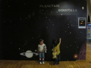 Estem treballant els planetes.