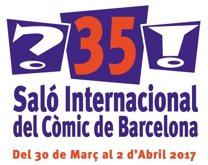 35 SALÓ INTERNACIONAL DEL CÒMIC