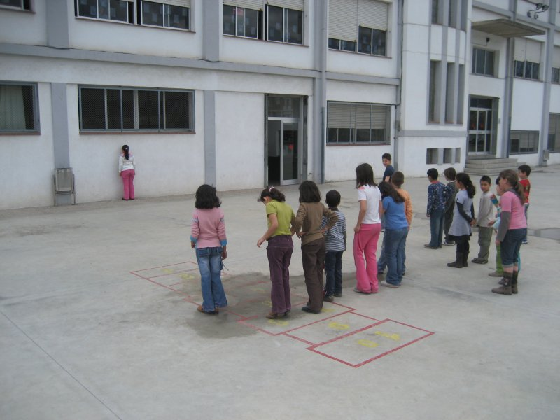 Playground Game What S The Time Mr Wolf English Is Fun