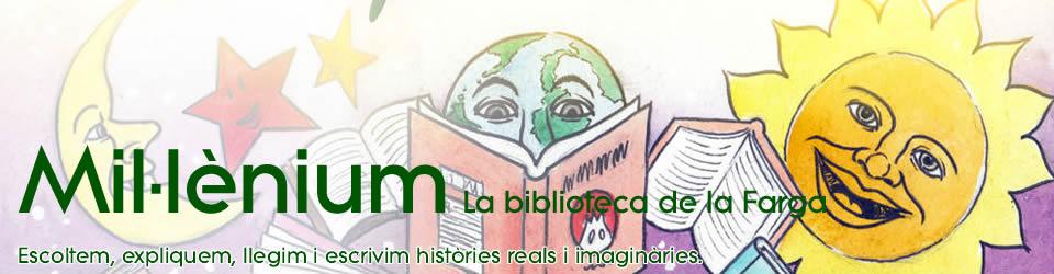 Mil·lènium. La biblioteca de la Farga