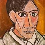 Pablo-Picasso-autorretrato-1907