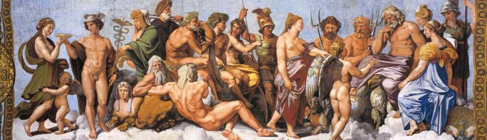 Mitos y fábulas griegas