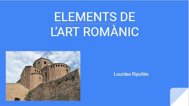 Elements de l'art romànic