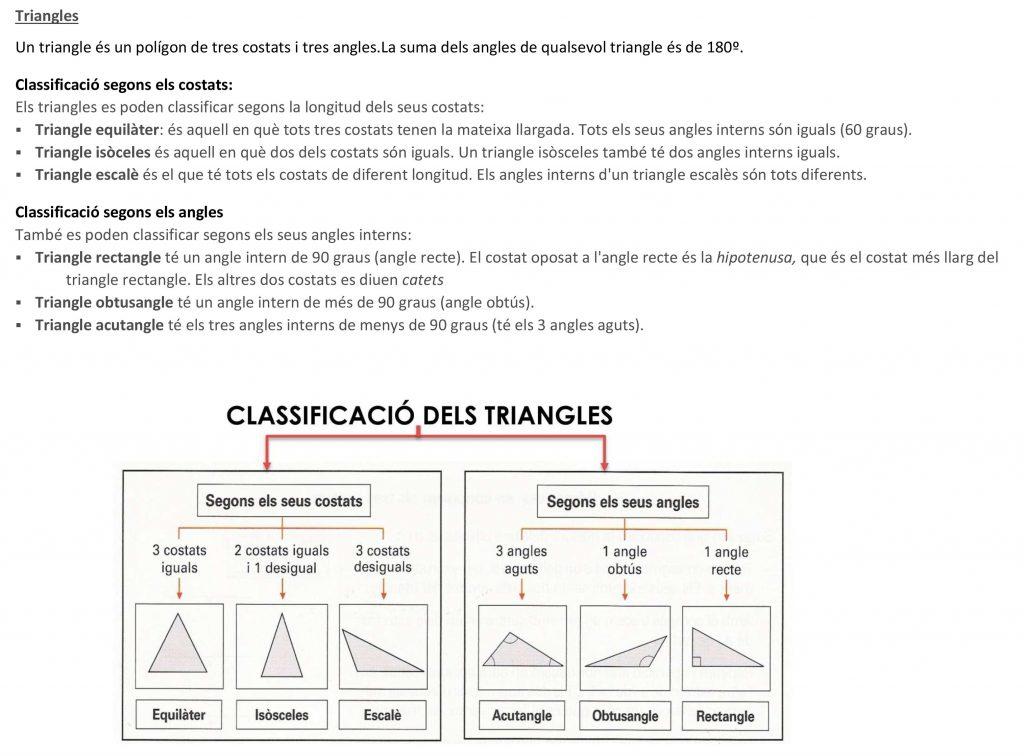 TEORIA Triangles