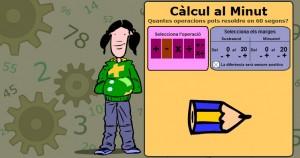 màquina de calcular