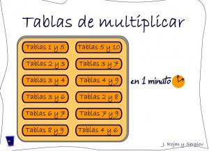 tablas multi