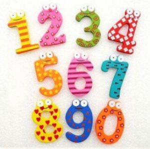 10-unids-lote-recién-llegado-de-colores-dibujos-animados-digitales-de-madera-imanes-de-nevera-número