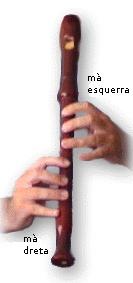 mans a la flauta