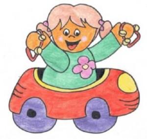 cotxe-nina