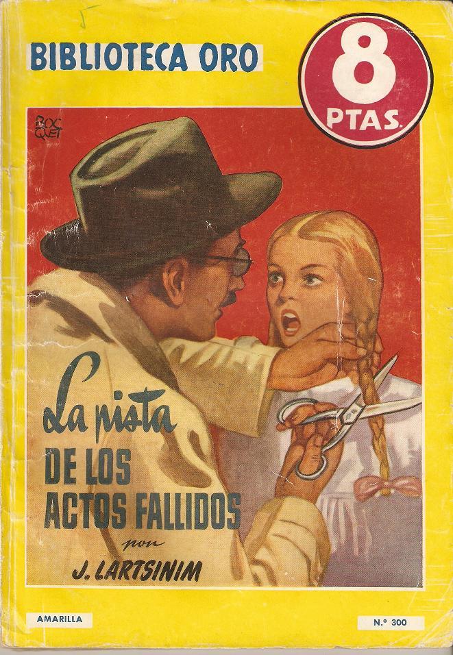 Aunque no tiene relación con la novela de Laforet, esta novela policíaca publicada en 1953 nos ilustra el terrible sacrificio de la madre de Ena.