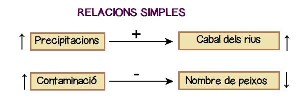 relacions simples