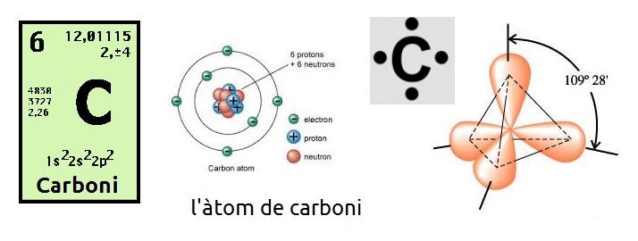 l'àtom de carboni