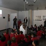 Visita a la expo de Gavà (2).