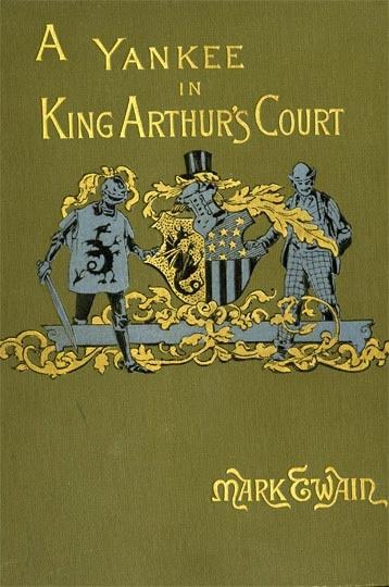 the story of a connecticut yankee hank morgan in king arthurss court Page 302: a connecticut yankee in king arthur's court unit overview  frame  story consider how twain uses hank morgan's story to express his views on.