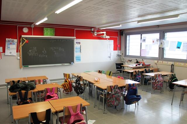 aula de primària