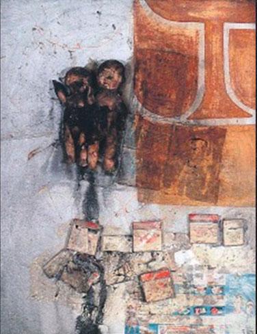 Modest Cuixart, Nens sense nom, 1963.