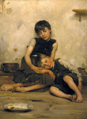 Thomas Benjamin Kennington. Orfes, 1885.