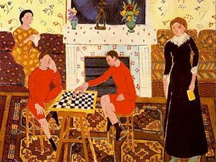 Matisse. Retrat de família, 1911.