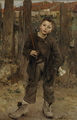 J. Bastein Lepage. Res a fer, 1882