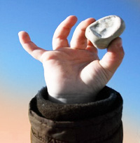 La pedra màgica