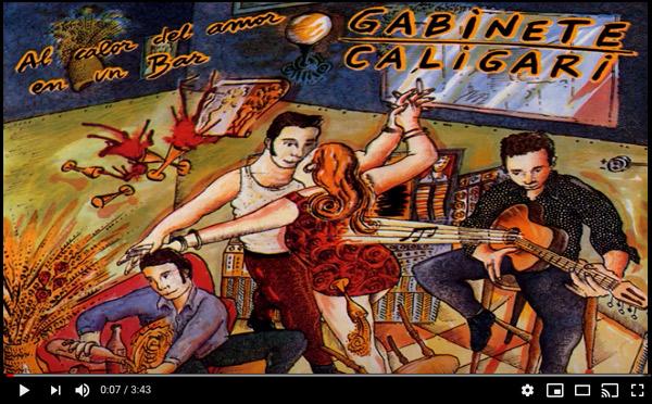 Gabinete Calgari