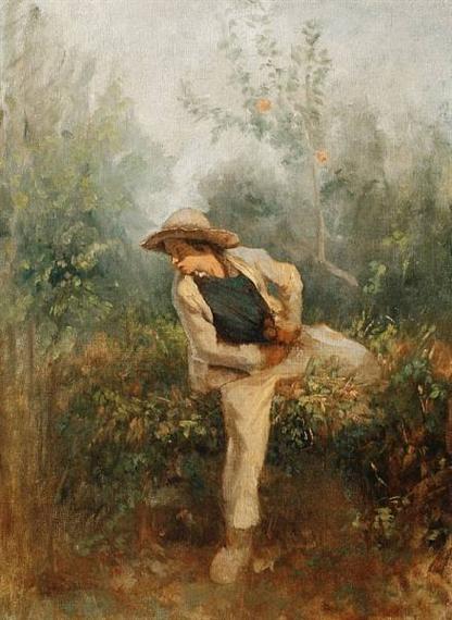 Alexander Antigna. El caçador furtiu (sense data)