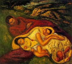 Arturo Souto, Descanso, 1954.