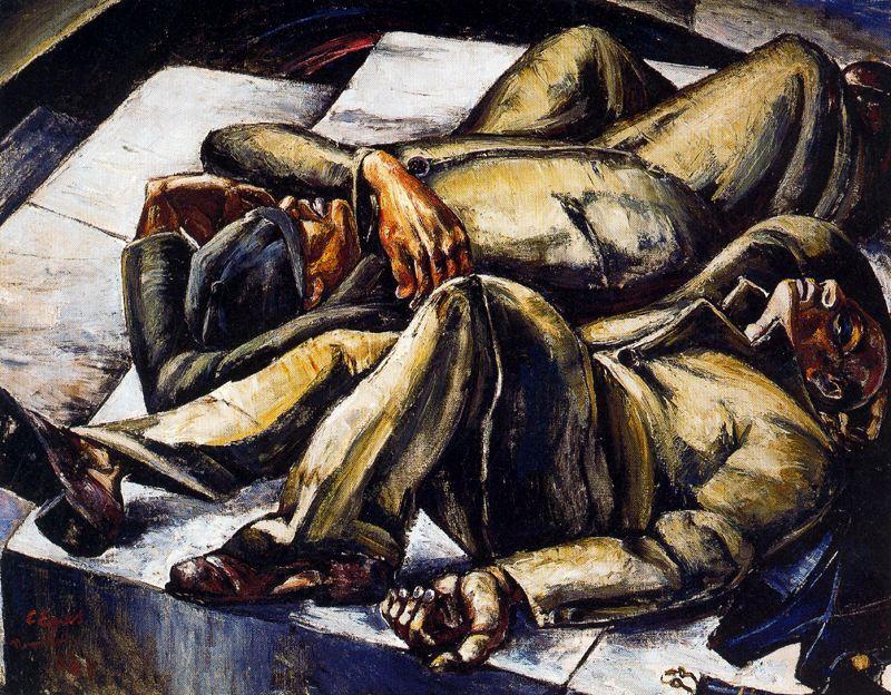 C. Egas. Treballadors sense llar, 1933.