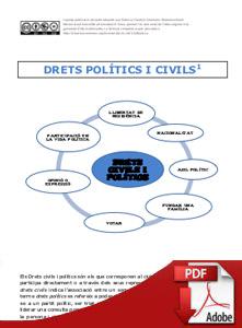 Bloc 3 - DRETS POLÍTICS I CIVILS- PDF