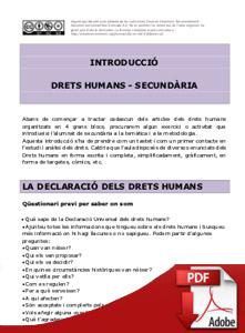 INTRODUCCIÓ - PDF