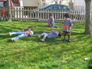 joc al parc infantil