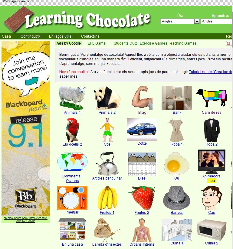 http://www.learningchocolate.com/