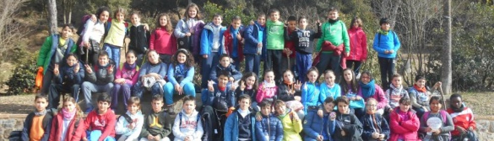 El bloc de sisè del Pau Casals 2015-2016
