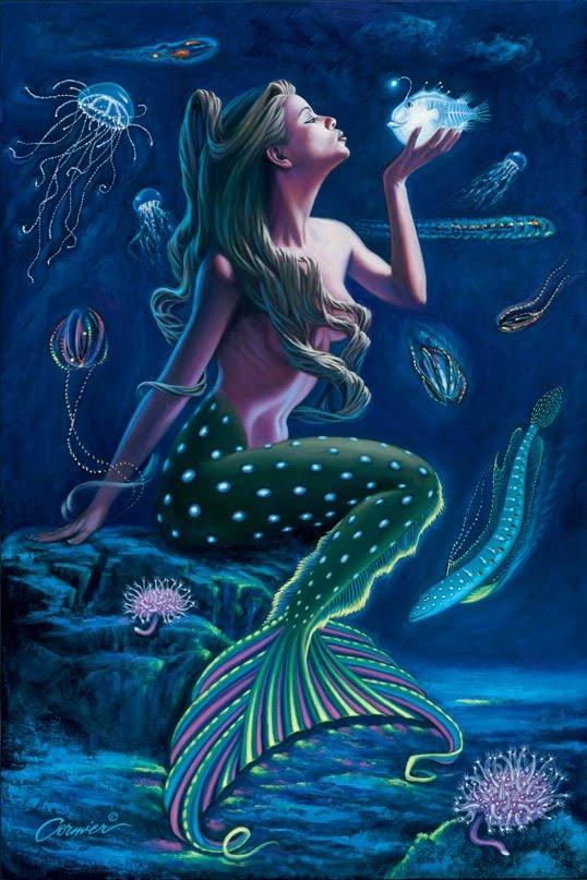 la sirena flora