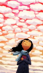 Desaparió, joana  raspall. what a wonderful world by Nidhi Chanani