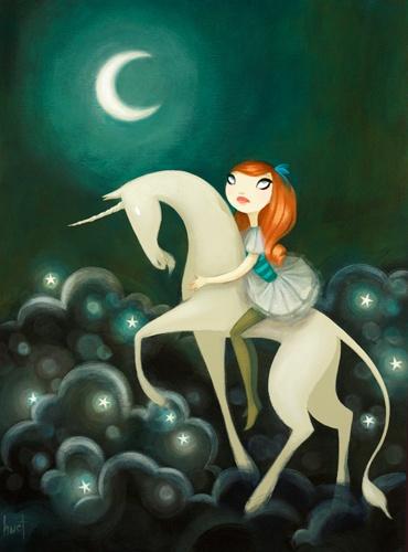 El camí de la luna,Casas lola , Krista Huot