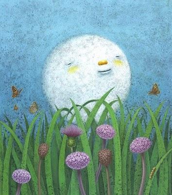 cançó de la lluna una,miquel desclot,Sam Hyuen Kim