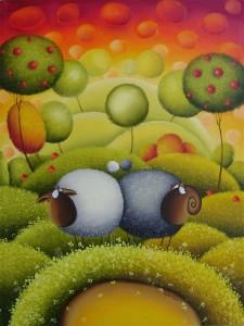 quan salten les ovelles ,Gabriele Elgaafary