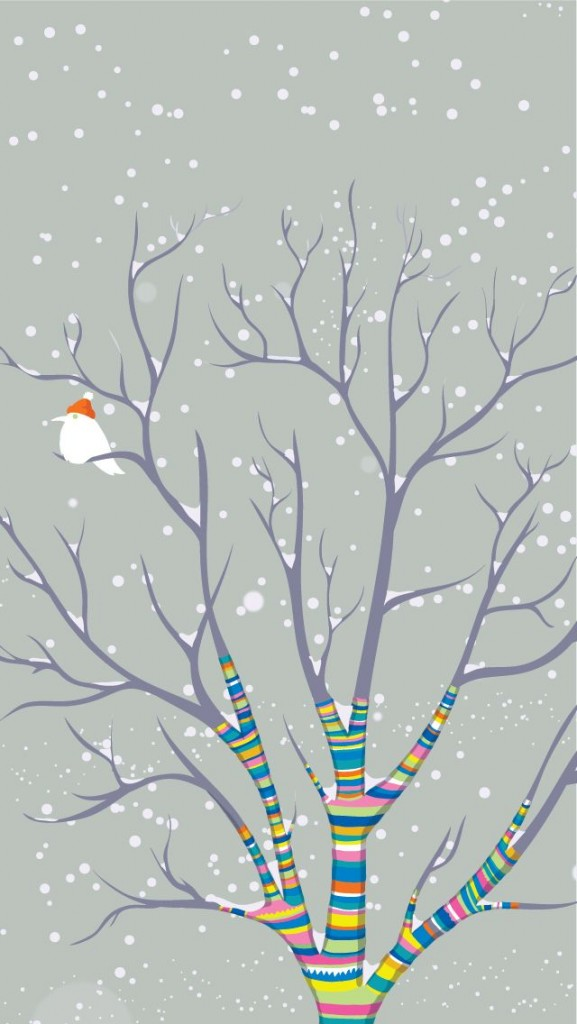 l'arbre a l' hivern, nuria albó,Katya Volodina