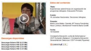 CEIP Amistat_Presentacio_Neus_Lorenzo