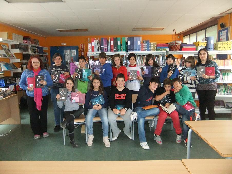 club de lectura de 6è