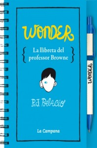 Llibreta-Wonder-Professor-Browne