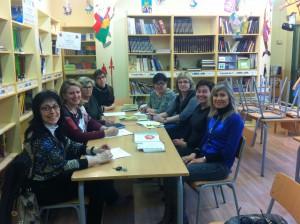 trobada grup de lectura 4t 2015