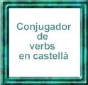 conjugador de verbs en castella