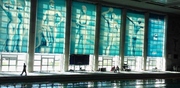 La natació més clàssica a l'Europa mediterrània