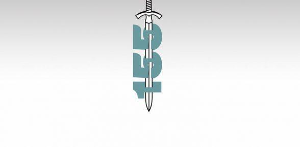 L'espasa de Dàmocles del 155