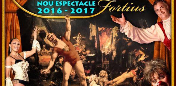 <em>Fortius</em> del Circ Històric Raluy