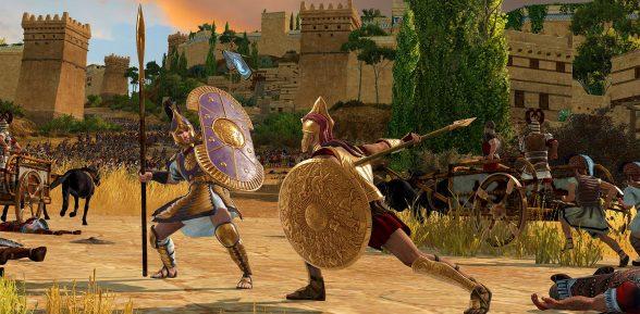 Viatjar gratuïtament a l'època de la Guerra de Troia gràcies a un videojoc