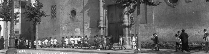 La repressió a Mataró a la postguerra (1939-1957)